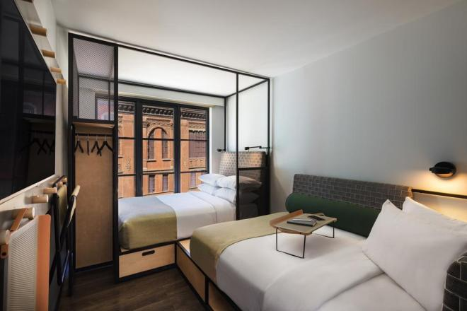 Moxy NYC East Village hotel