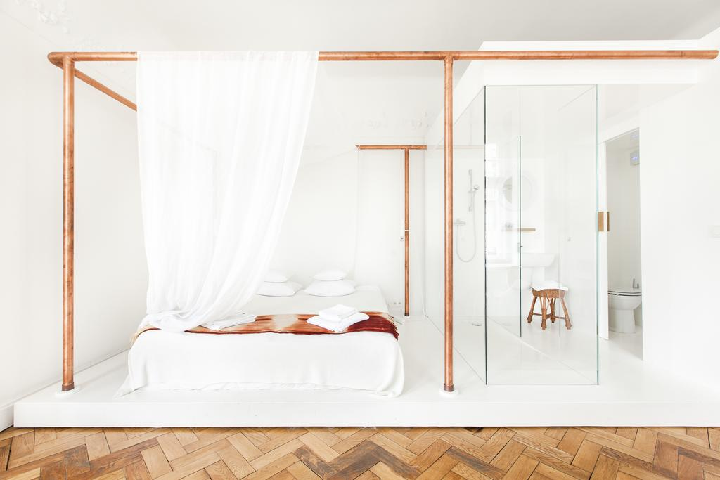 Autor Rooms Warsaw design hotel