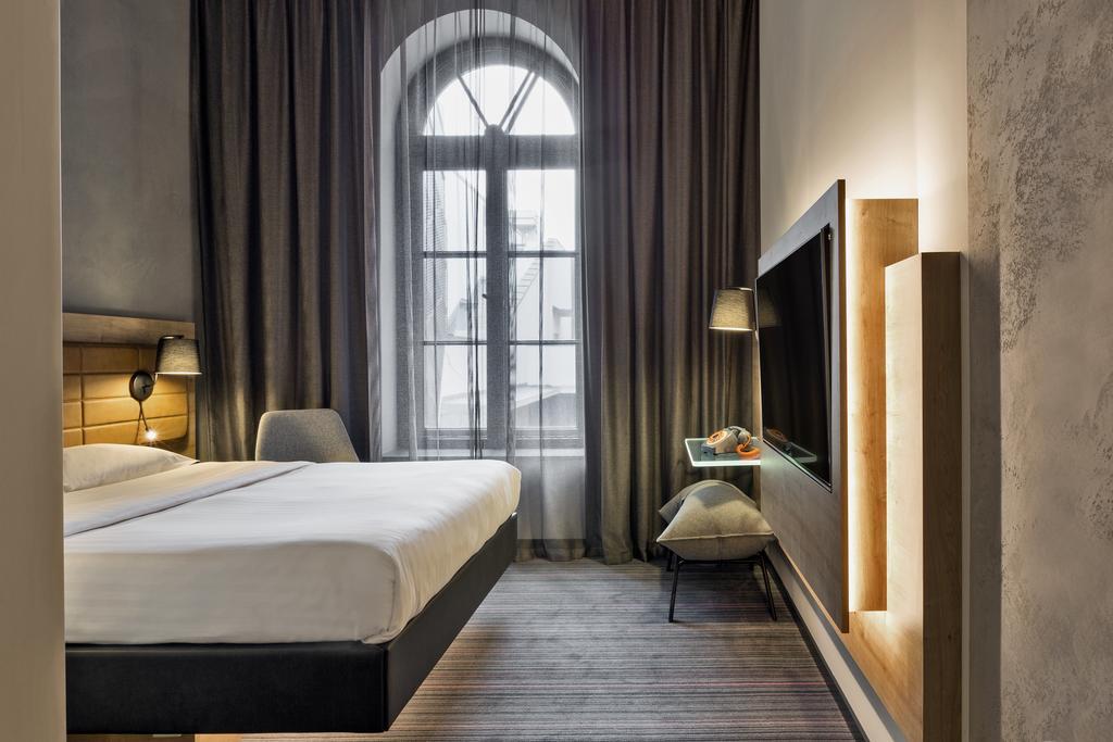 Moxy Hotel Warsaw Praga