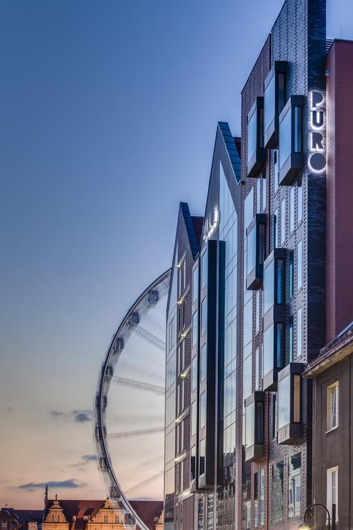 PURO Gdansk Stare Miasto design hotel