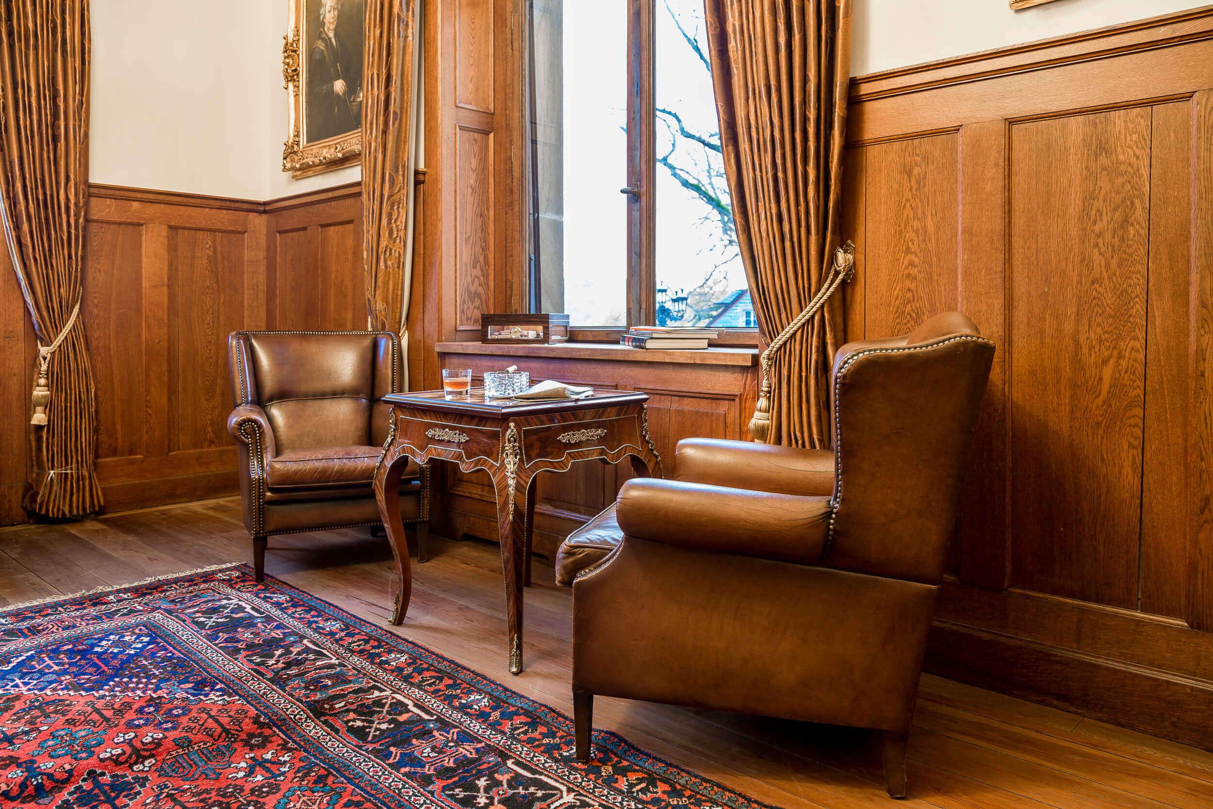 Schloss Lieser hotel detail