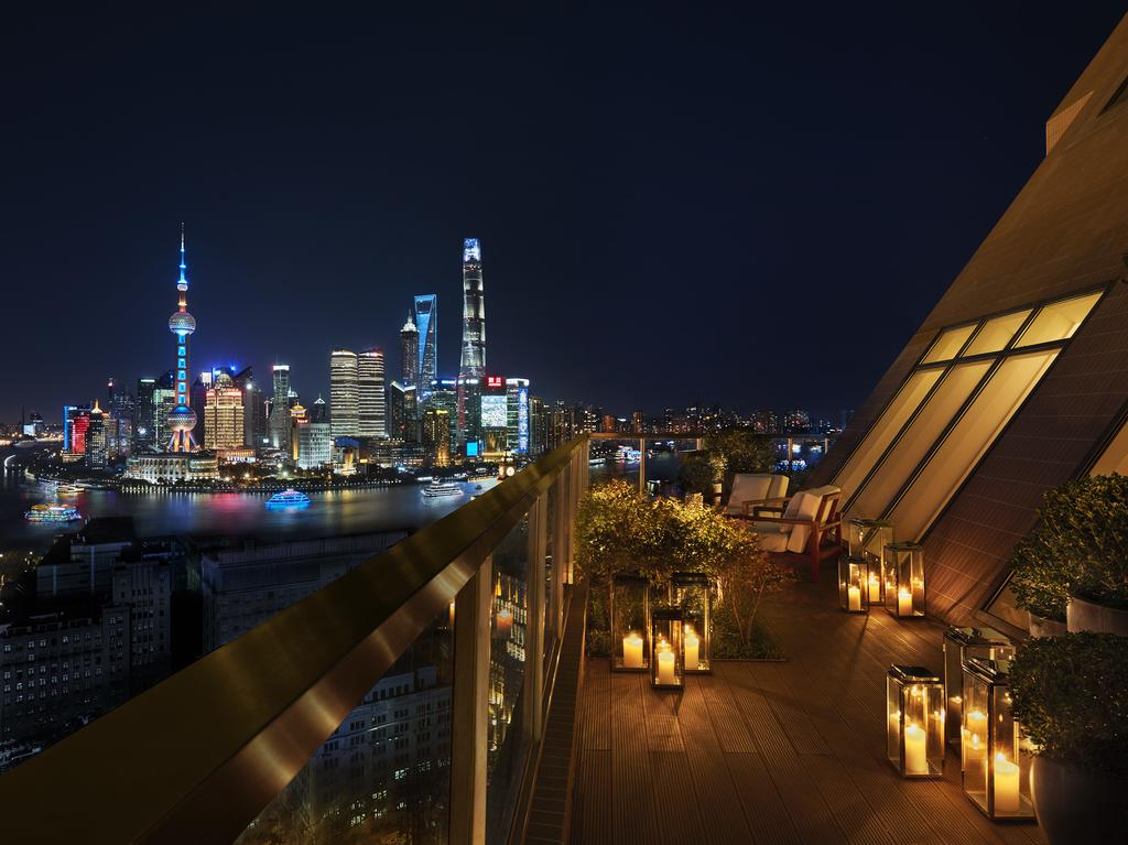 The Shanghai EDITION Hotel