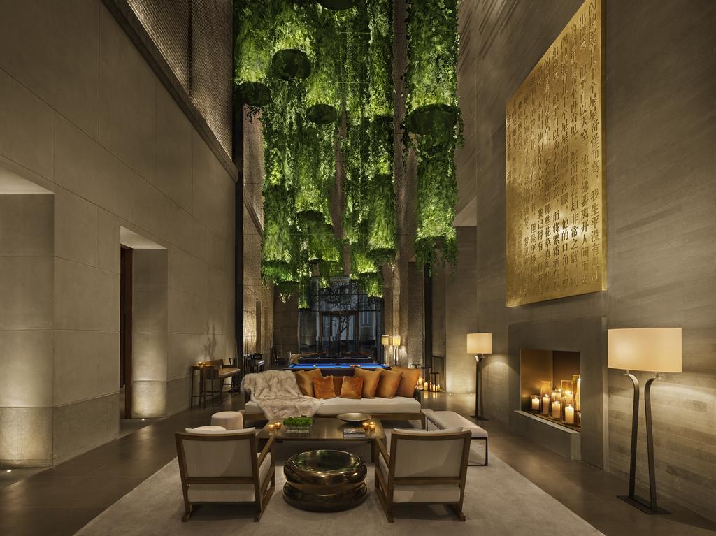 The Shanghai EDITION Hotel