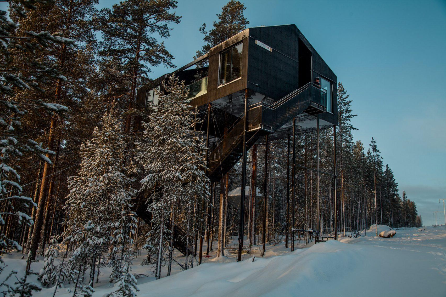 Treehotel Swedish Lapland