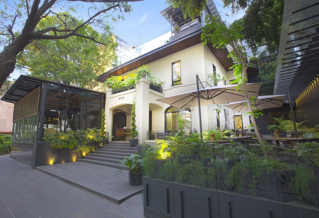 Brick Hotel Mexico City