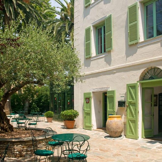 Hotel Castel Brando Corsica