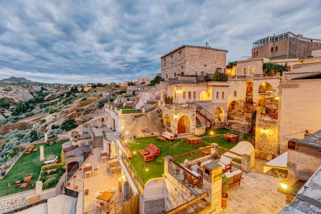 Taşkonaklar Uçhisar Cappadocia
