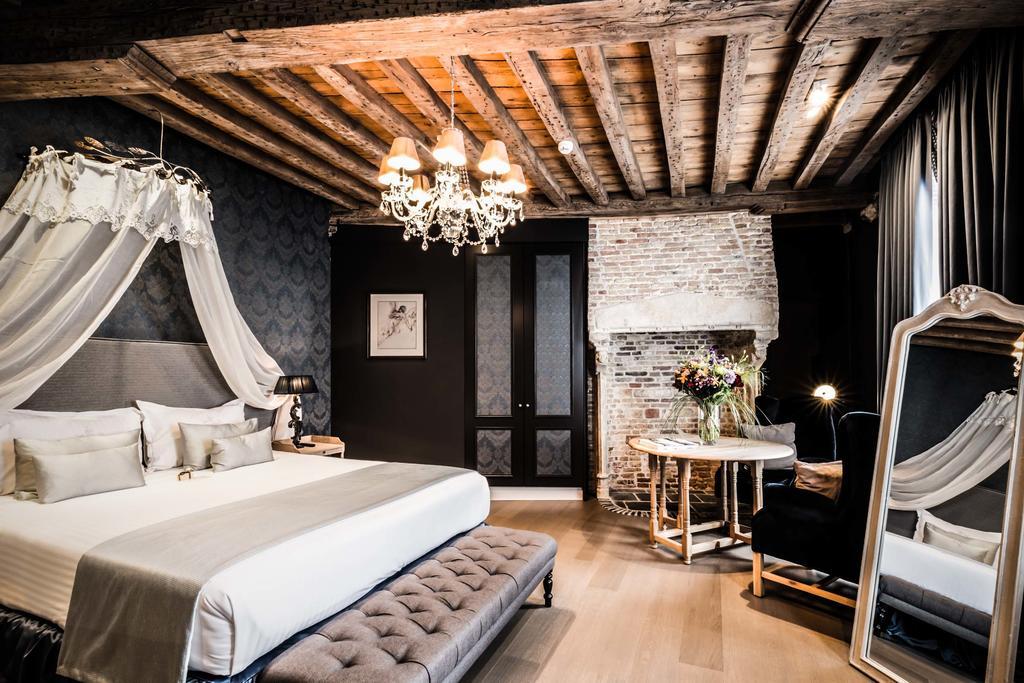 Hotel de Castillion Bruges