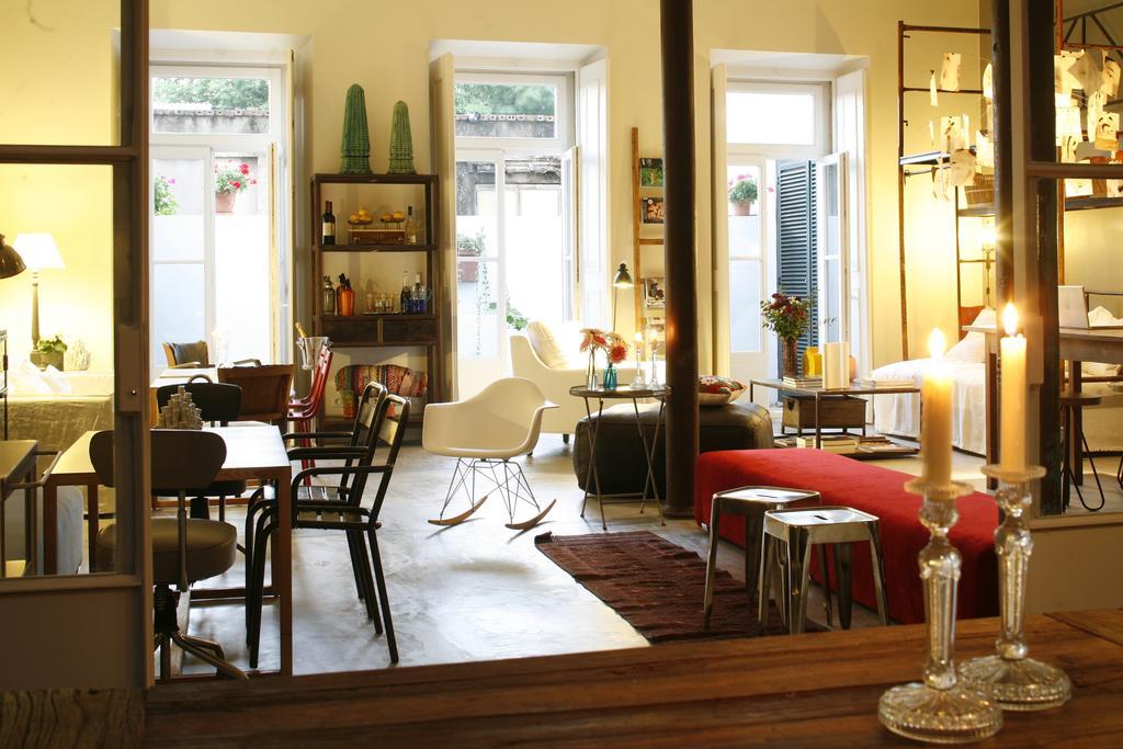 Casa das Janelas com Vista Lisbon