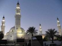 Masjid Quba adalah masjid pertama yang dibangun oleh Rasulullah SAW