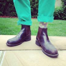 Steeple footwear