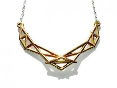 Geo Simplexity Necklace $86.58
