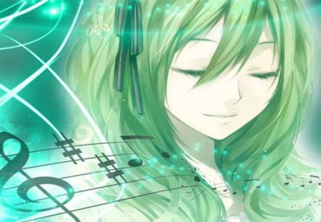 Cute Gingerbread Wallpaper Gumi Other Amp Anime Background Wallpapers On Desktop