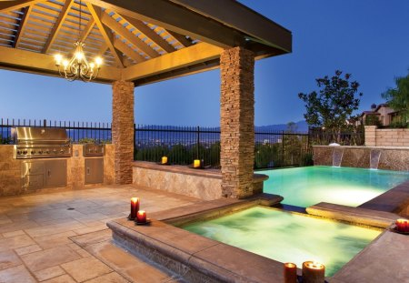 Cool Outdoor Home Design  Houses  Architecture