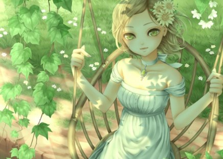 Free Country Girl Wallpaper Free Downloads Swing Other Amp Anime Background Wallpapers On Desktop