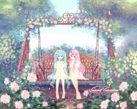~The Secret Garden~ - Other & Anime Background Wallpapers ...