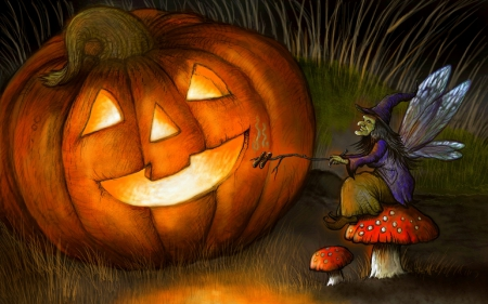 Cute N Lovely Wallpapers ★halloween Peaceful★ Fantasy Amp Abstract Background