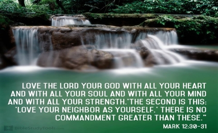 Gospel Wallpapers With Quotes Bible Verse Waterfalls Amp Nature Background Wallpapers On