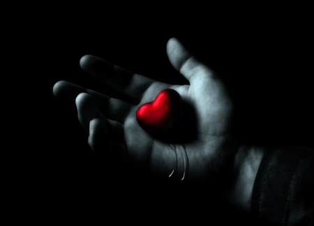 Wallpaper Love Hurts Sad Hd Crying Heart 3d And Cg Amp Abstract Background Wallpapers