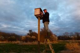 N40 Box: Roger on top rung