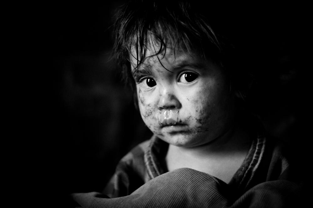 Half of world children suffering from abject poverty