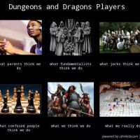Proud to be a DnD'er!