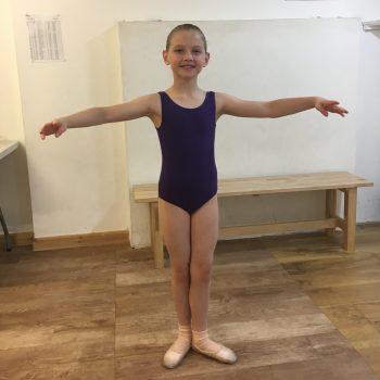 DN Spotlight: Eilidh Stewart Ballet Exam