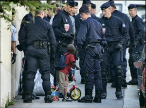 police-squat