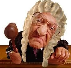 juge anglais