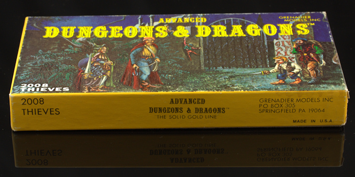 Grenadier Advanced Dungeon and Dragons 2000 Series Boxed Sets