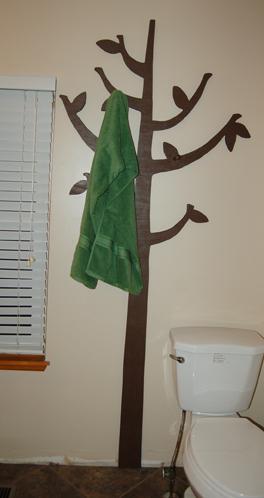 Whirligig Bug Towel Tree For The Bathroom