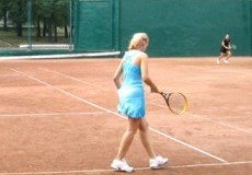 теннис медали
