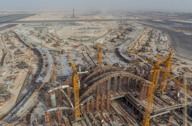 Dnec New Abu Dhabi Airport Abu Dhabi Uae