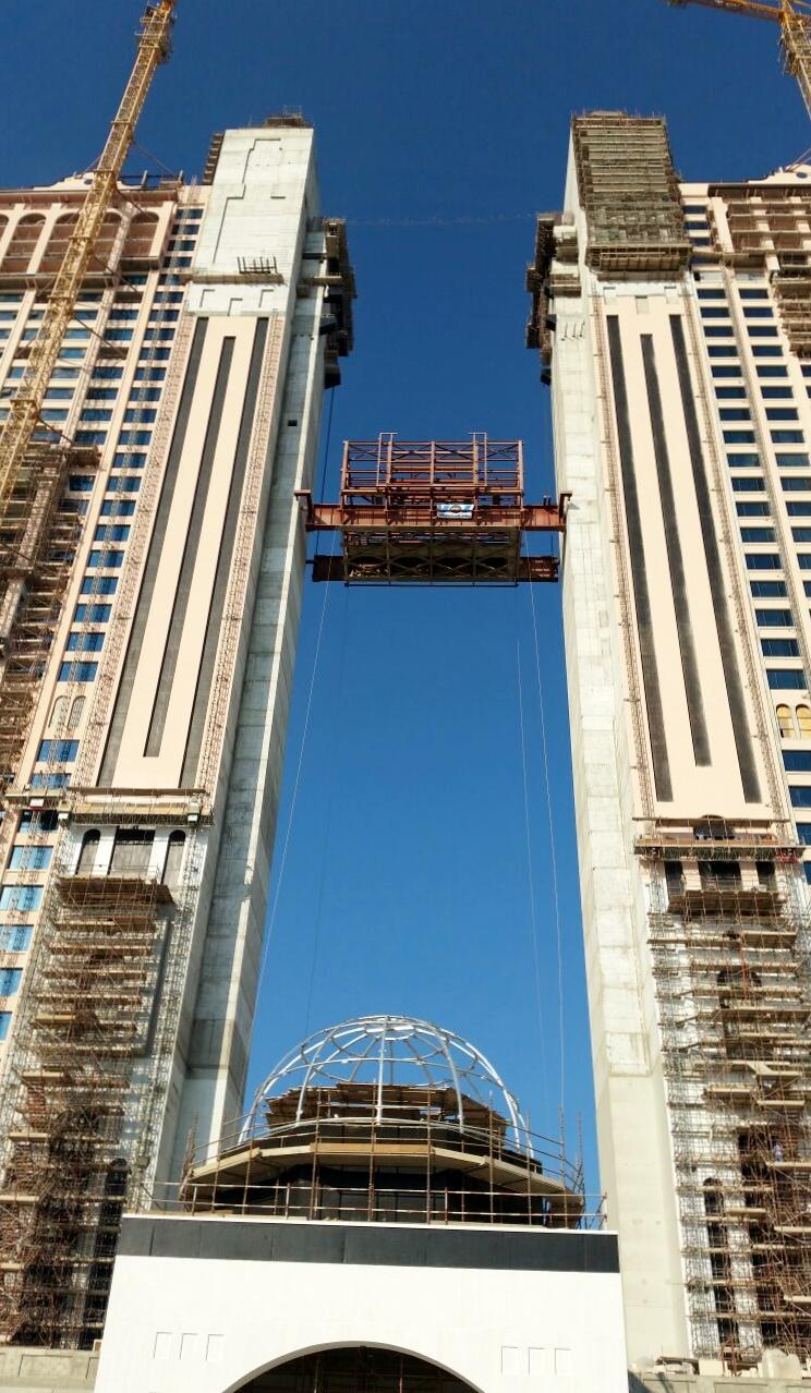 Dnec Fairmont Hotel Abu Dhabi Uae
