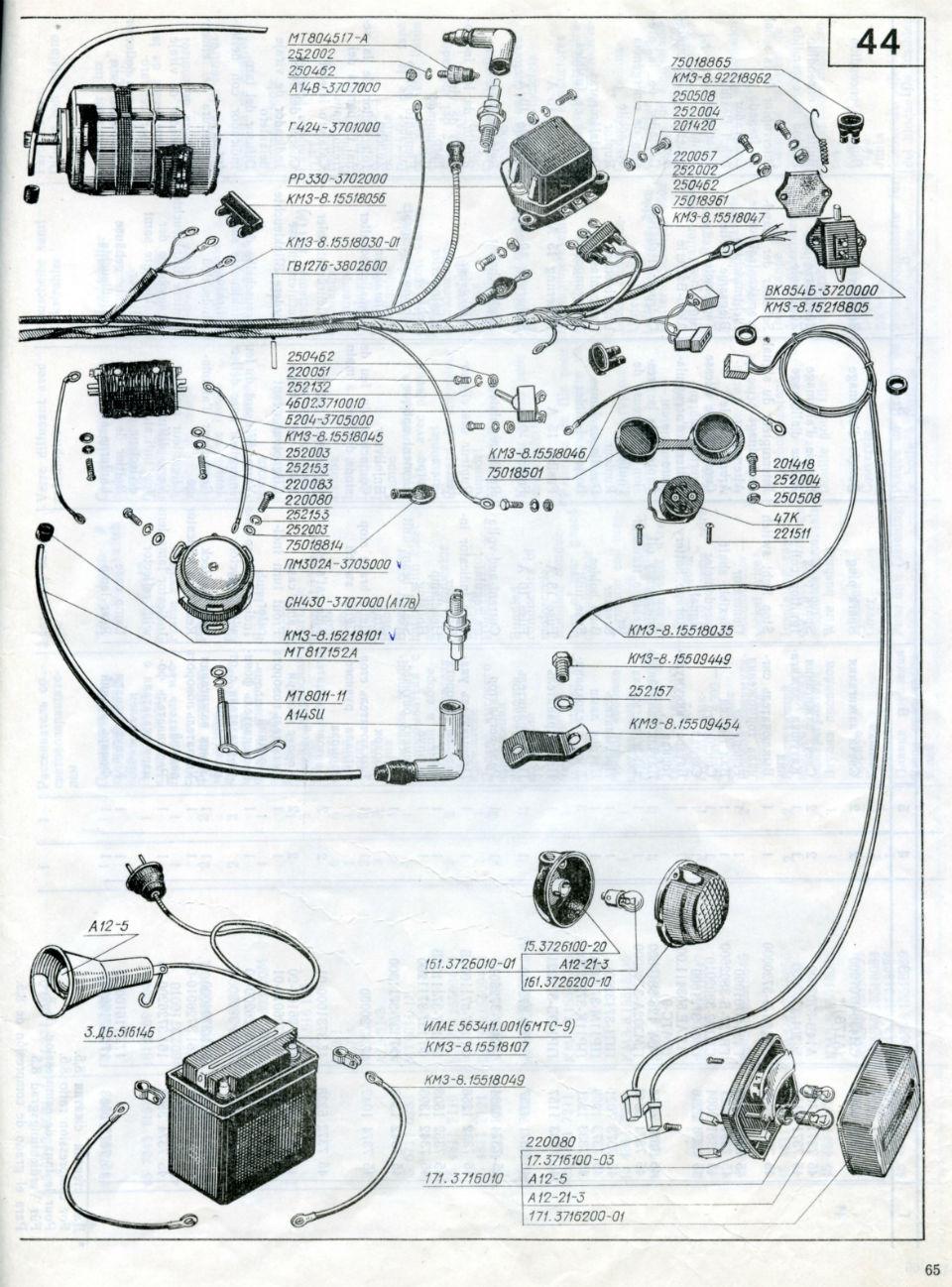 Manual Dnepr 11\16