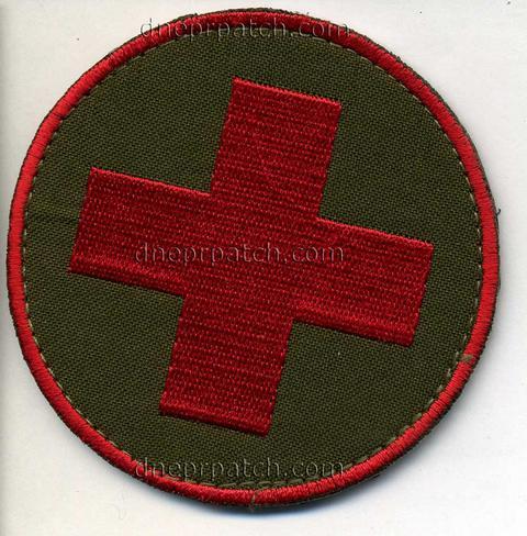 медицинский крест картинки раскраска