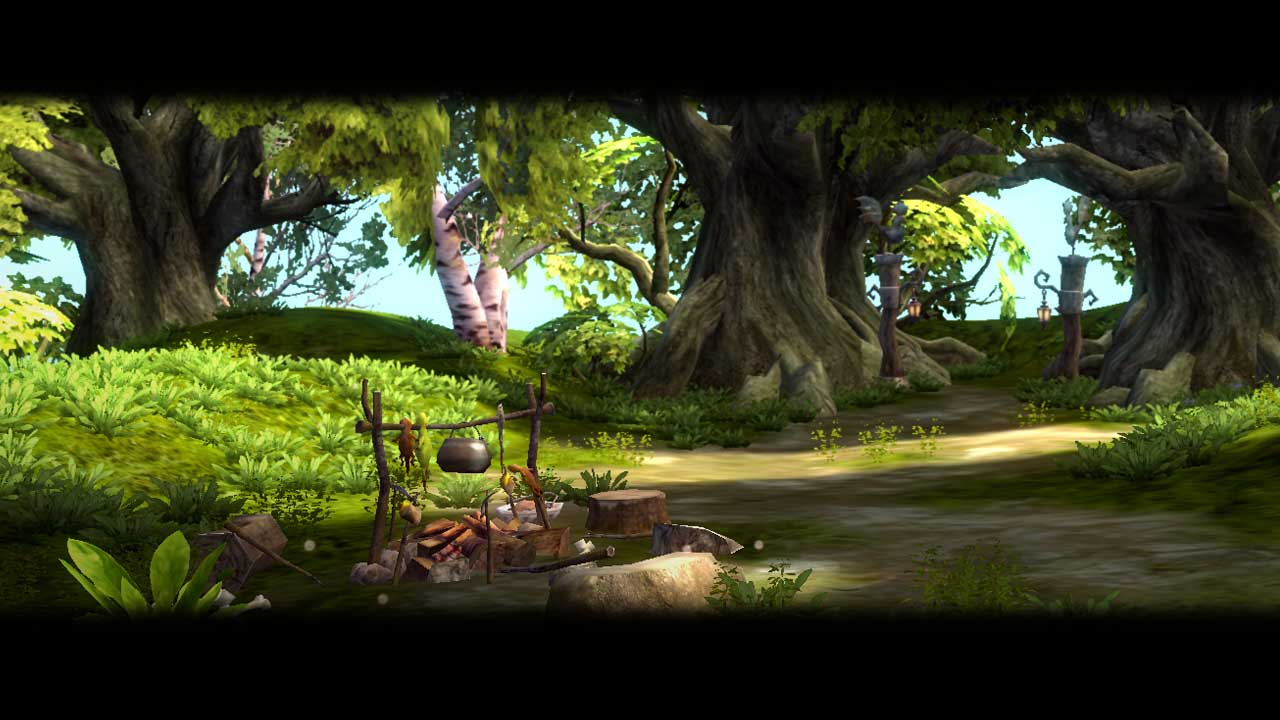 Shadow Forest Trail  Dragon Nest Wikipedia