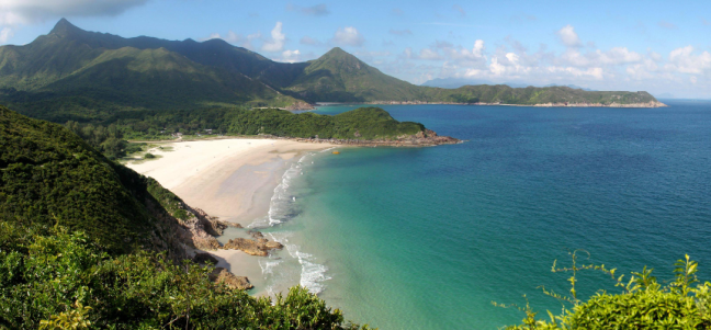 Can you believe this is Hong Kong?