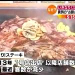 いきなり!ステーキ社長直筆、異例の!DNGJAPAN-NET