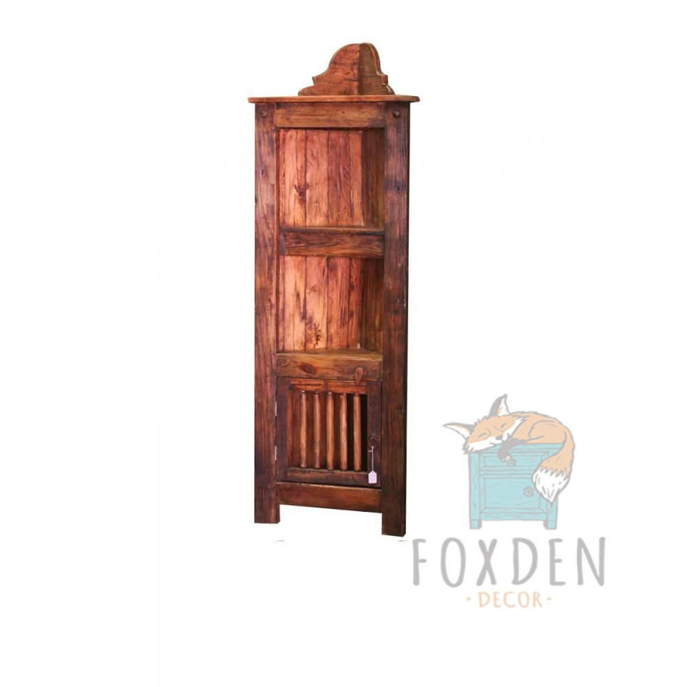 medium resolution of order mesilla rustic corner linen cabinet online perfect addition to any southwestern home