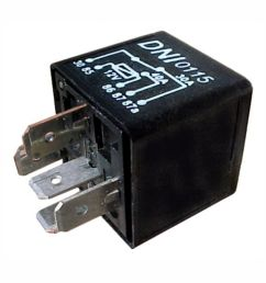 dni0115 reversing auxiliary relay 40 30a electronic injection 12v [ 997 x 997 Pixel ]