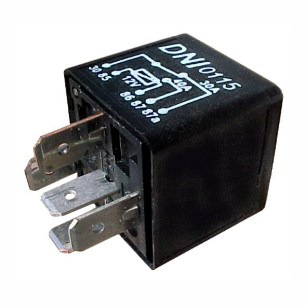 medium resolution of dni0115 reversing auxiliary relay 40 30a electronic injection 12v