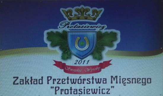 """Zakład Przetwórstwa Mięsnego """"Protasiewicz"""""""