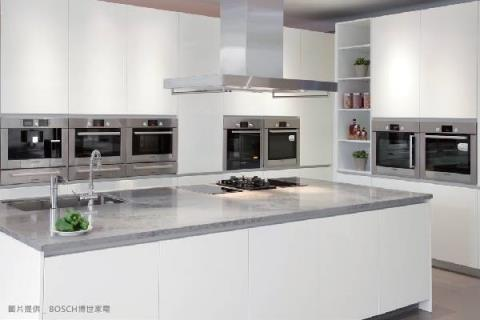 bosch kitchen set corner wall cabinet 廚具及廚房三機設備類 專業嵌入式廚房家電打造理想下廚空間 bosch博世 bosch博世家電 設計家searchome
