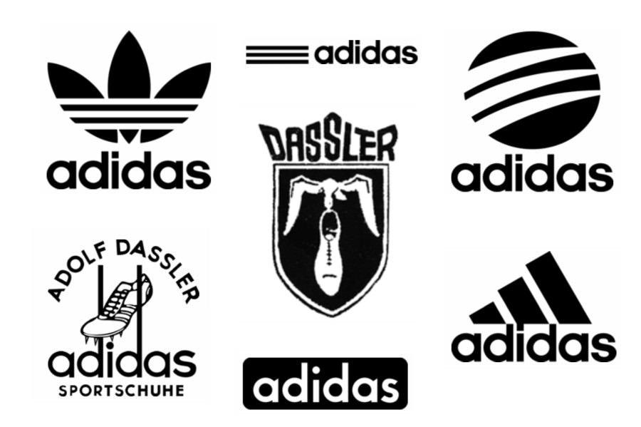 Logos Through the Ages: Adidas Quiz