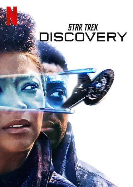 Sonequa Martin-Green op nieuwe Star Trek Discovery S3 poster