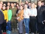 Глава ДНР Александр Захарченко приехал в гости в Донецкий национальный медицинский университет им. М. Горького