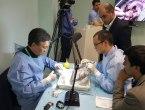 Наши студенты – участники сессии Национального научно-практического центра сердечно-сосудистой хирургии
