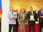 Студент ДонНМУ им. М. Горького награжден медалью «За мужество в спасении»