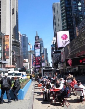 Times Square Public Space